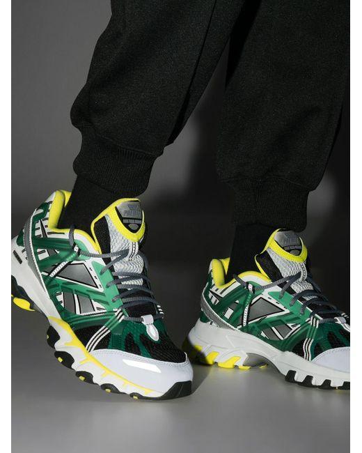 メンズ Reebok Dmx Trail Shadow スニーカー Green