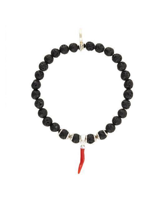 Fefe - Black Chilli Pepper Bracelet - Lyst