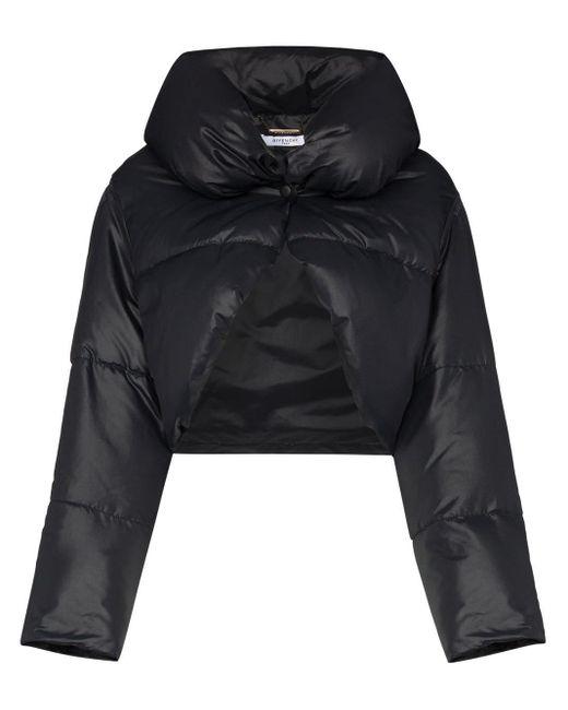 Givenchy パデッド ボレロ Black