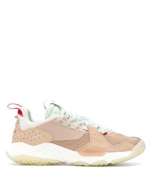 Nike Sneakers mit dicker Sohle in Pink für Herren