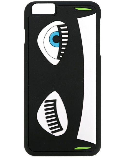 Chiara Ferragni Flirting Iphone 6 Plus ケース Black