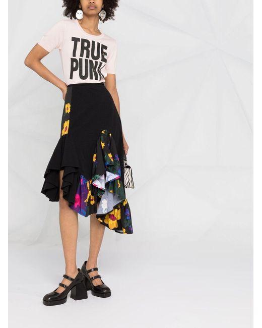Vivienne Westwood True Punk Tシャツ Black