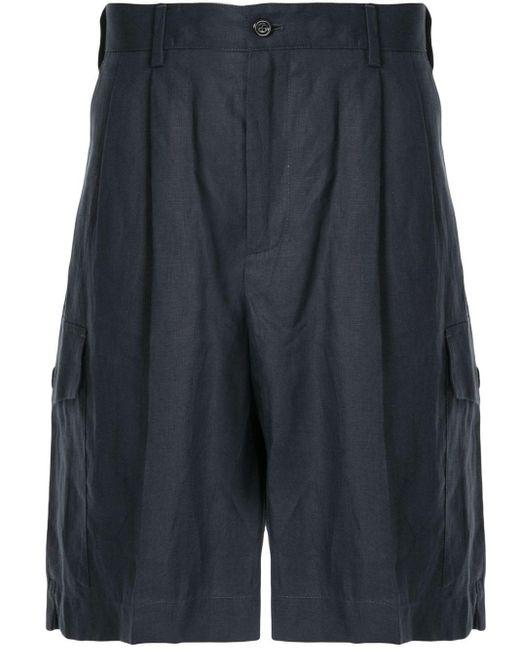 Шорты С Боковыми Карманами Dolce & Gabbana для него, цвет: Gray