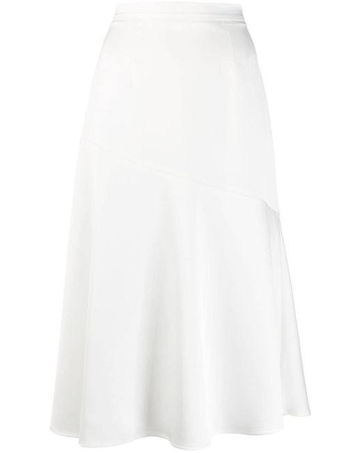 Blanca Vita シームディテール スカート White