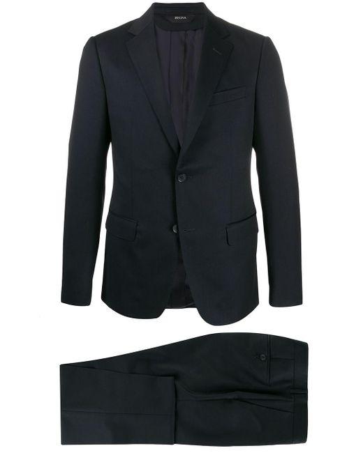 メンズ Z Zegna ツーピーススーツ Black