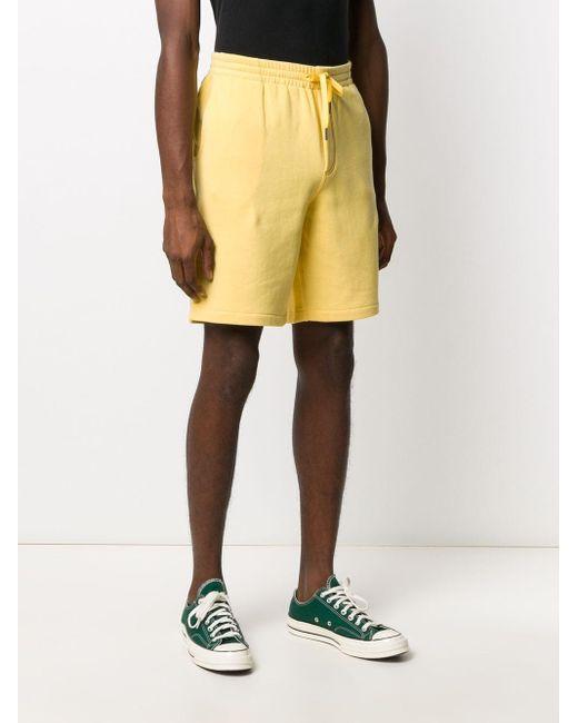 メンズ Polo Ralph Lauren デッキショーツ Yellow