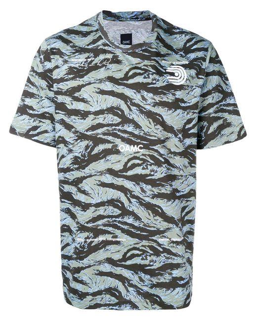 メンズ OAMC ロゴ Tシャツ Multicolor