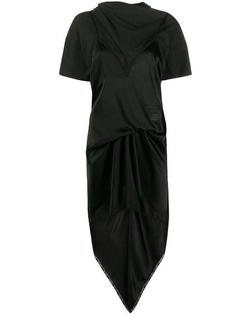 Alexander Wang レイヤード ドレス Black