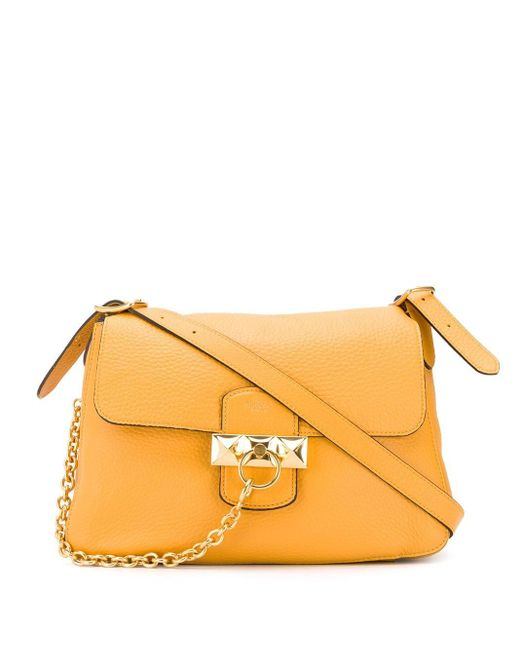 Mulberry Keeley ショルダーバッグ Yellow