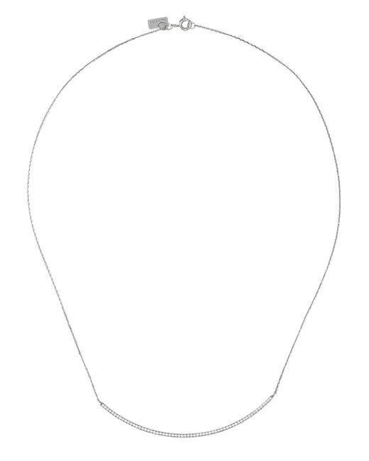 Vanrycke ダイヤモンド ネックレス 18kホワイトゴールド White