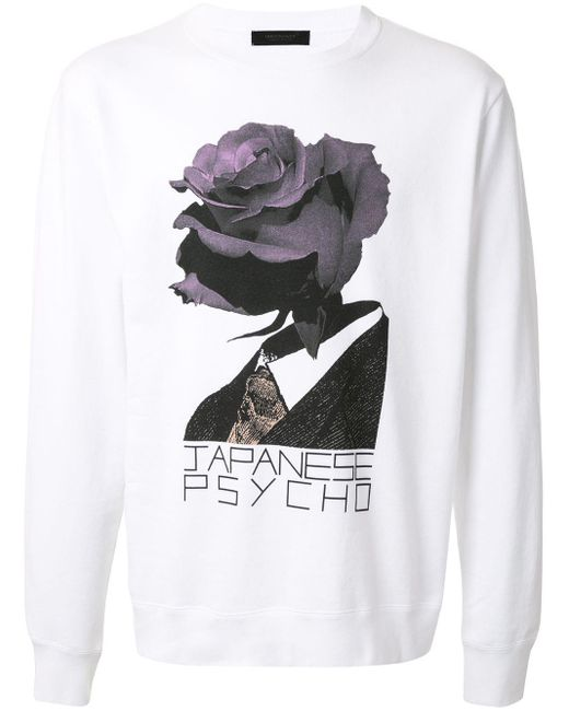 メンズ Undercover Japanese Psycho スウェットシャツ Multicolor