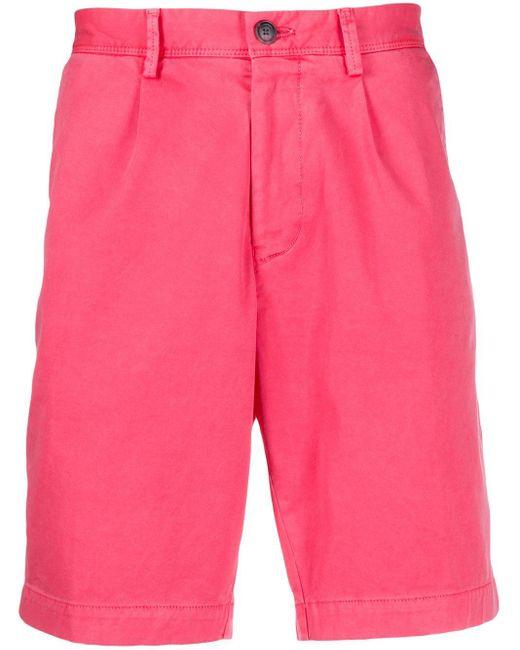 メンズ BOSS by Hugo Boss チノショーツ Pink