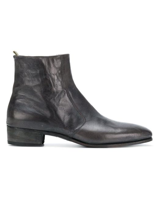 hot sale cheap price discount outlet Officine Creative chunky heeled boots cheap marketable 8TxWQes9j