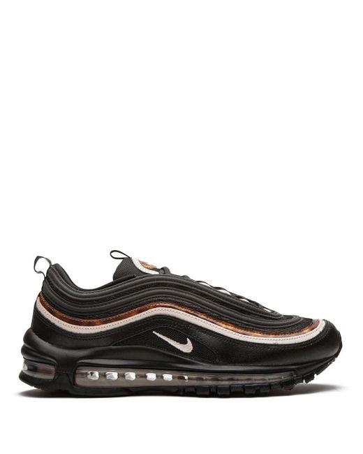 Nike Black Air Max 97 Low-top Sneakers