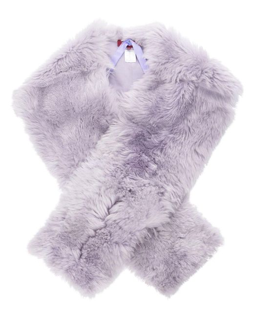 Sies Marjan Jordi スカーフ Purple