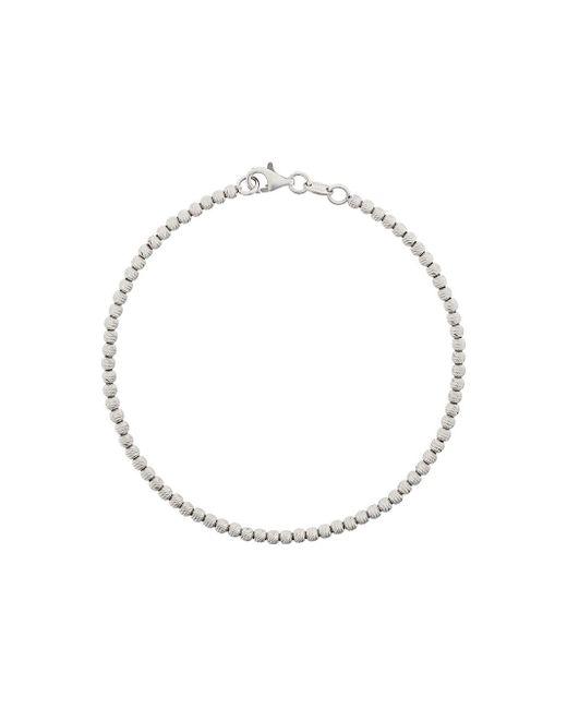 Carolina Bucci Metallic 18kt White Gold Disco Ball Bracelet