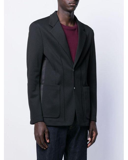 メンズ Maison Margiela スキューバ ジャケット Black