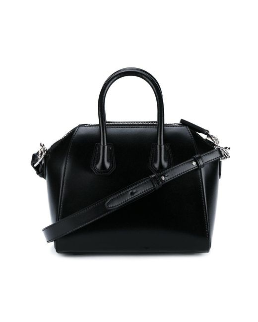 Мини Сумка-тоут 'antigona' Givenchy, цвет: Black