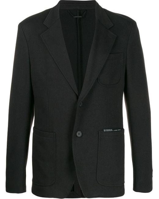 Пиджак С Логотипом Givenchy для него, цвет: Black
