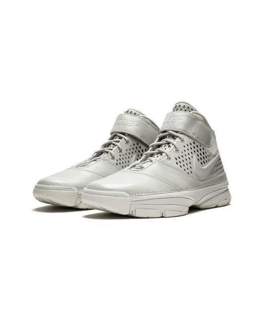 b7746755519c ... Nike - Gray Zoom Kobe 2 Ftb Sneakers for Men - Lyst ...