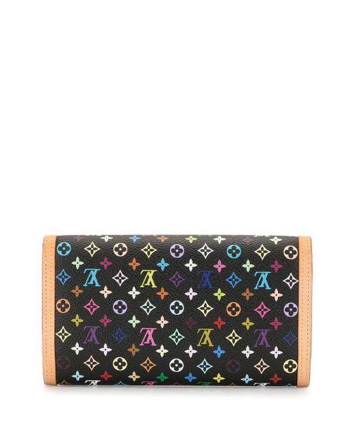 Кошелек Porte Tresor 2004-го Года Louis Vuitton, цвет: Multicolor