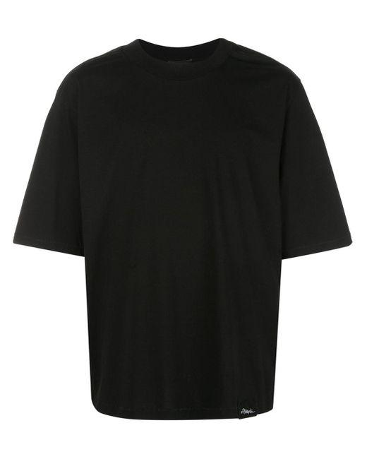 メンズ 3.1 Phillip Lim オーバーサイズ Tシャツ Black