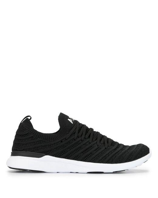 メンズ APL Shoes Techloom Wave スニーカー Black