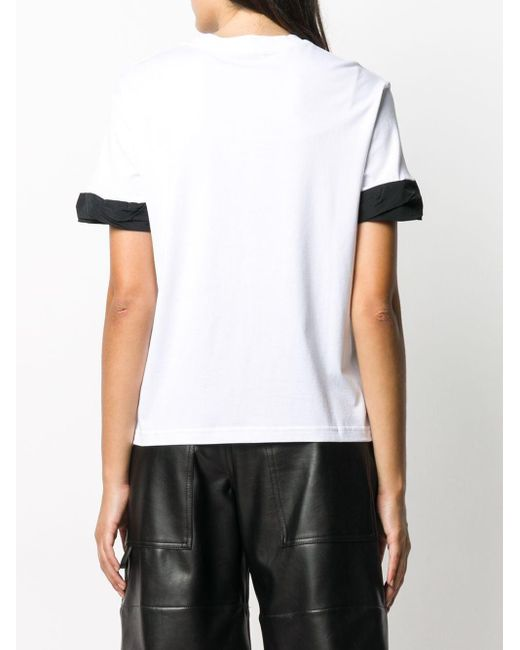 Givenchy ロゴ Tシャツ White