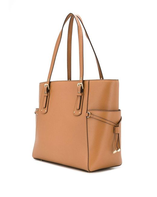 MICHAEL Michael Kors Voyager トートバッグ Brown