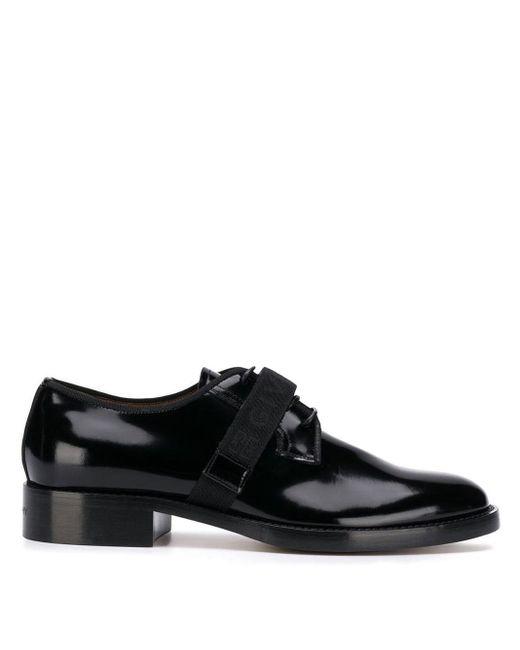 Туфли Дерби Givenchy для него, цвет: Black