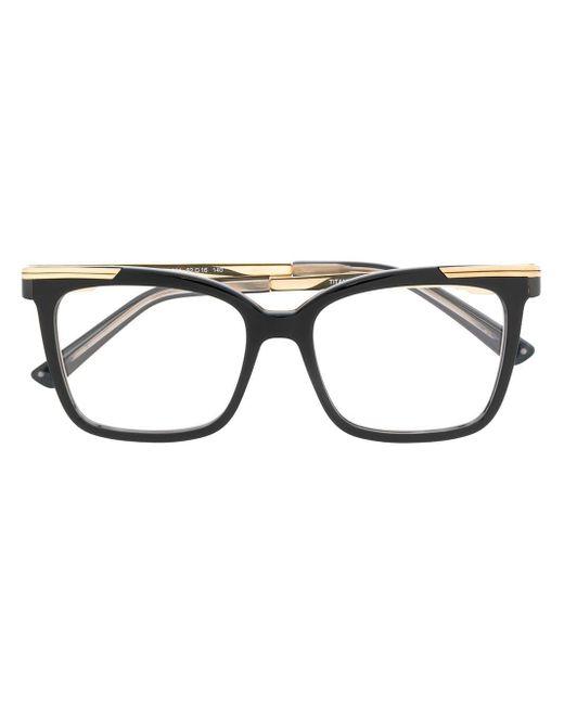 Gafas cuadradas Cazal de color Black
