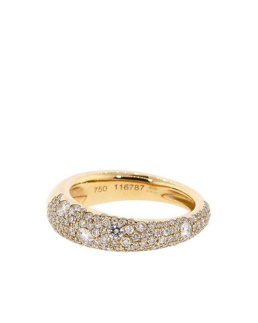 Bague Cobblestone sertie de diamants Kwiat en coloris Metallic