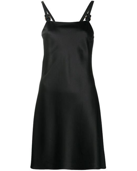 Атласное Платье-комбинация 1017 ALYX 9SM, цвет: Black