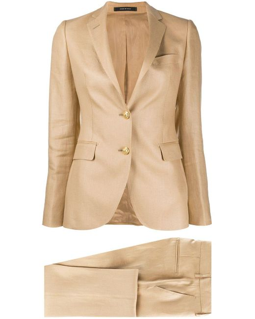 Tagliatore Natural Two-piece Formal Suit
