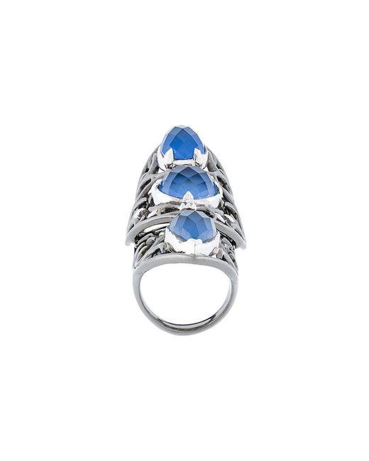 Stephen Webster - Blue Long Finger Ring - Lyst