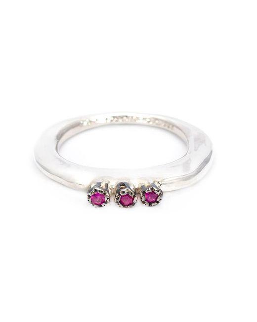 Rosa Maria | Metallic 'zhang' Ring | Lyst