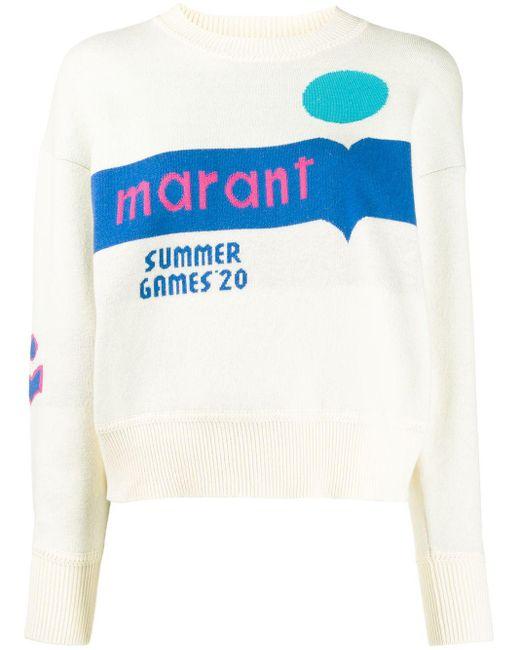 Étoile Isabel Marant Summer '20 セーター Multicolor