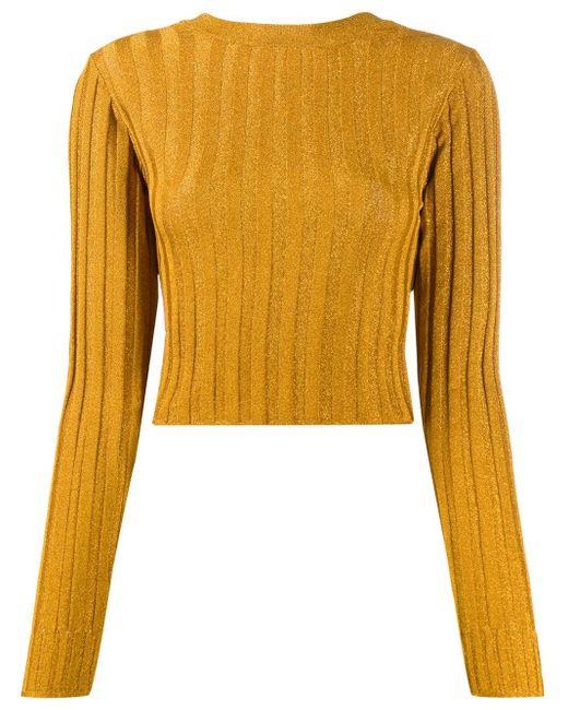 Missoni リブニット セーター Multicolor