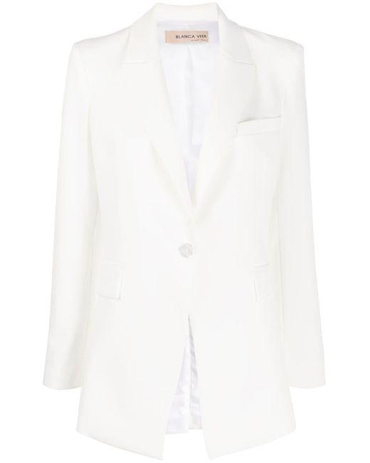 Blanca Vita シングルジャケット White