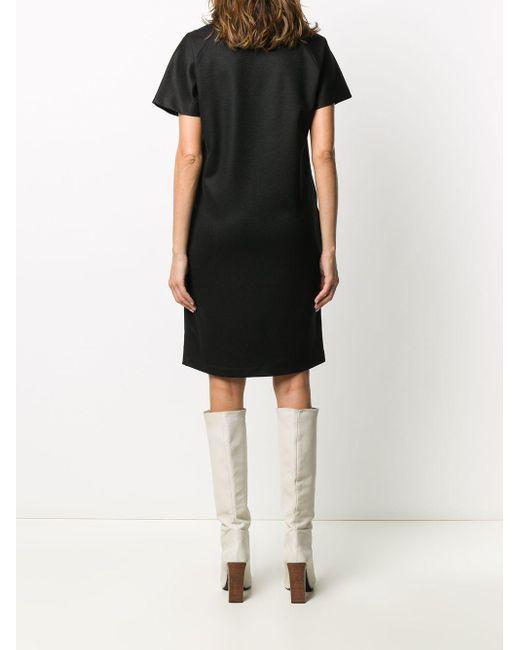 DSquared² ファインニット ドレス Black