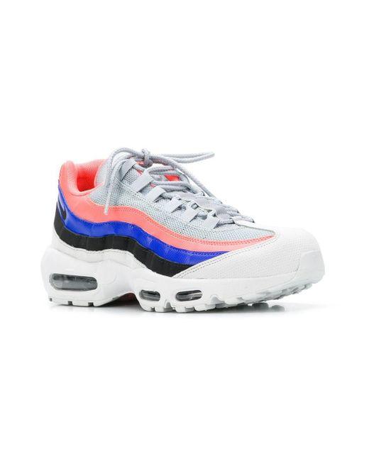 メンズ Nike Air Max 95 Essential スニーカー Gray