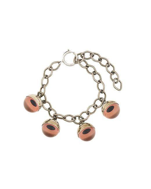 Marni | Metallic Charm Bracelet for Men | Lyst