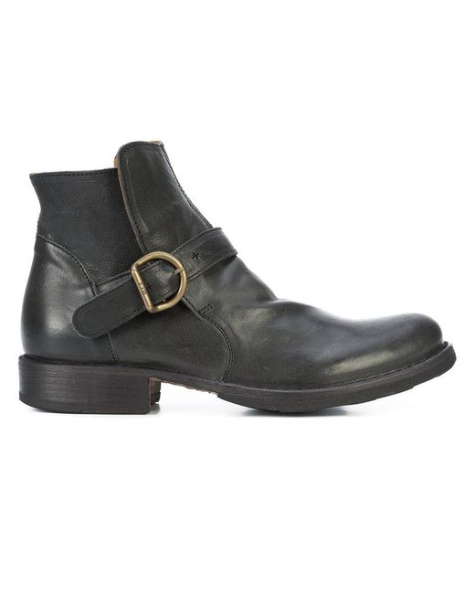 fiorentini baker eternity ankle boots in black lyst. Black Bedroom Furniture Sets. Home Design Ideas