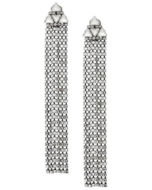 Dodo Bar Or - Metallic Clarissa Hanging Earrings - Lyst