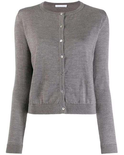 Societe Anonyme Tiff Top カーディガン Gray