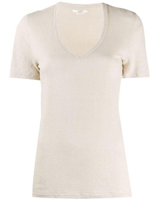 Étoile Isabel Marant Vネック Tシャツ Multicolor