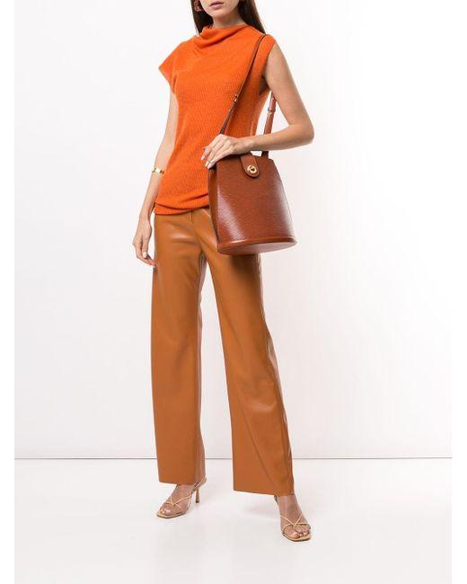 Сумка На Плечо Cluny 1994-го Года Pre-owned Louis Vuitton, цвет: Brown