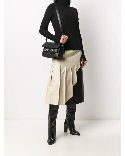 Мини-сумка Через Плечо Ps11 Proenza Schouler, цвет: Black