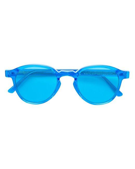 メンズ Retrosuperfuture Andy Warhol The Iconic Series Fluo Blue サングラス