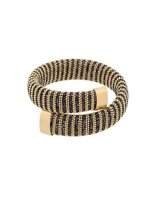Carolina Bucci Metallic Caro Bracelet